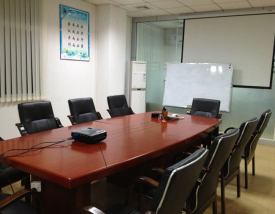 Company conference room